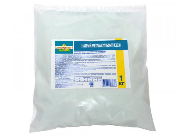 Натрий метабисульфит (E223)